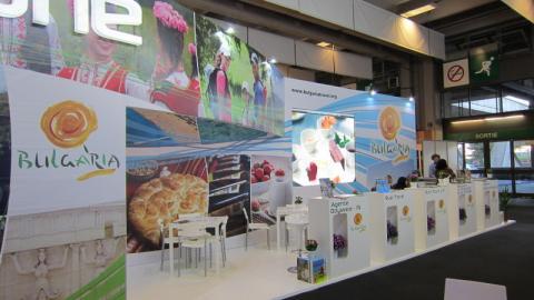 Изложбен щанд на Експо Дизайн 3 в Полша